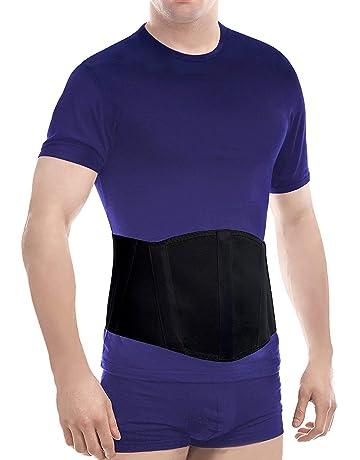 TOROS-GROUP Ceinture abdominale pour hernie ombilicale avec bandage  amovible NOUVEAU MODÈLE Bandage Pour les af32ebc4973
