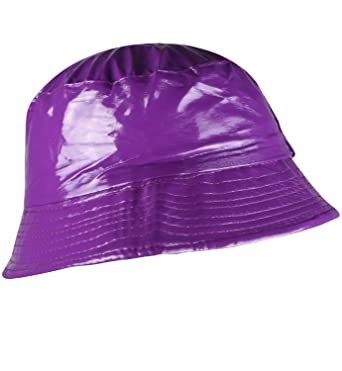 a5c9229e0fab5 Rain Hat Womens Purple Sun Hat Womens Bucket Sun Hat Ladies Hats for Summer  Cap: Amazon.in: Clothing & Accessories