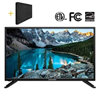 "PrimeCables HD TV 720p with LED Backlit, 32"" IPS LCD Panel Television with USB Port, 3 HDMI Input Channel, Energy Saving"
