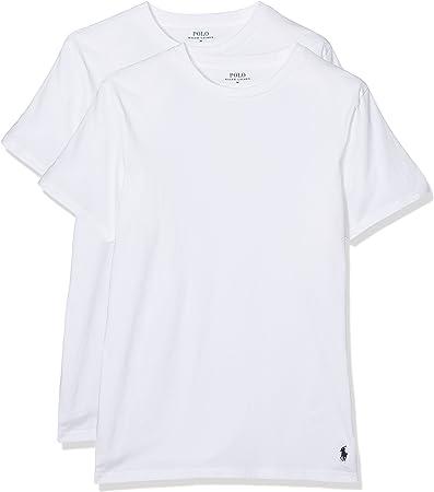 Camisa POLO RALPH LAUREN,2-Pack Camisetas,95% algodón, 5% elastano,Sin mangas,Escote redondo,Colores