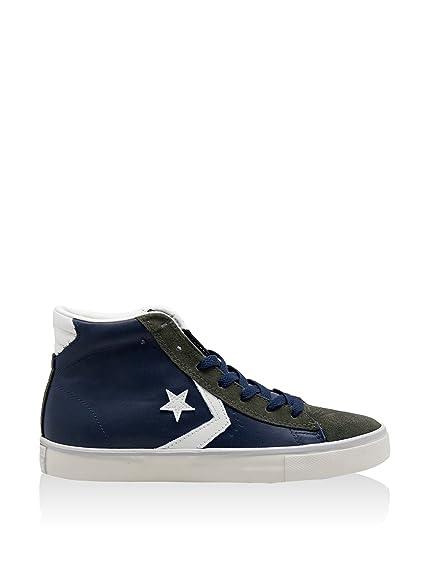 zapatos converse verde militar