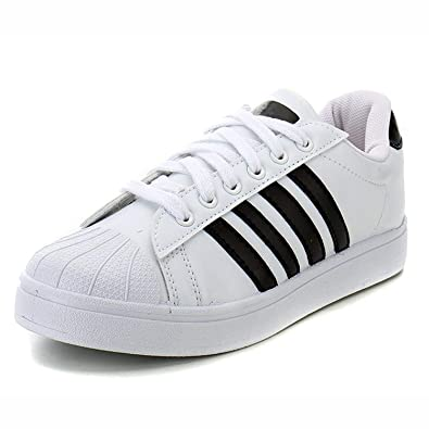 Maddy White Superstar Sport Shoes For Men In Various Sizes Buy