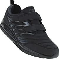Bootsland 713 Klittenband Neon Sneakers Sportschoenen Heren Vrijetijdsschoenen