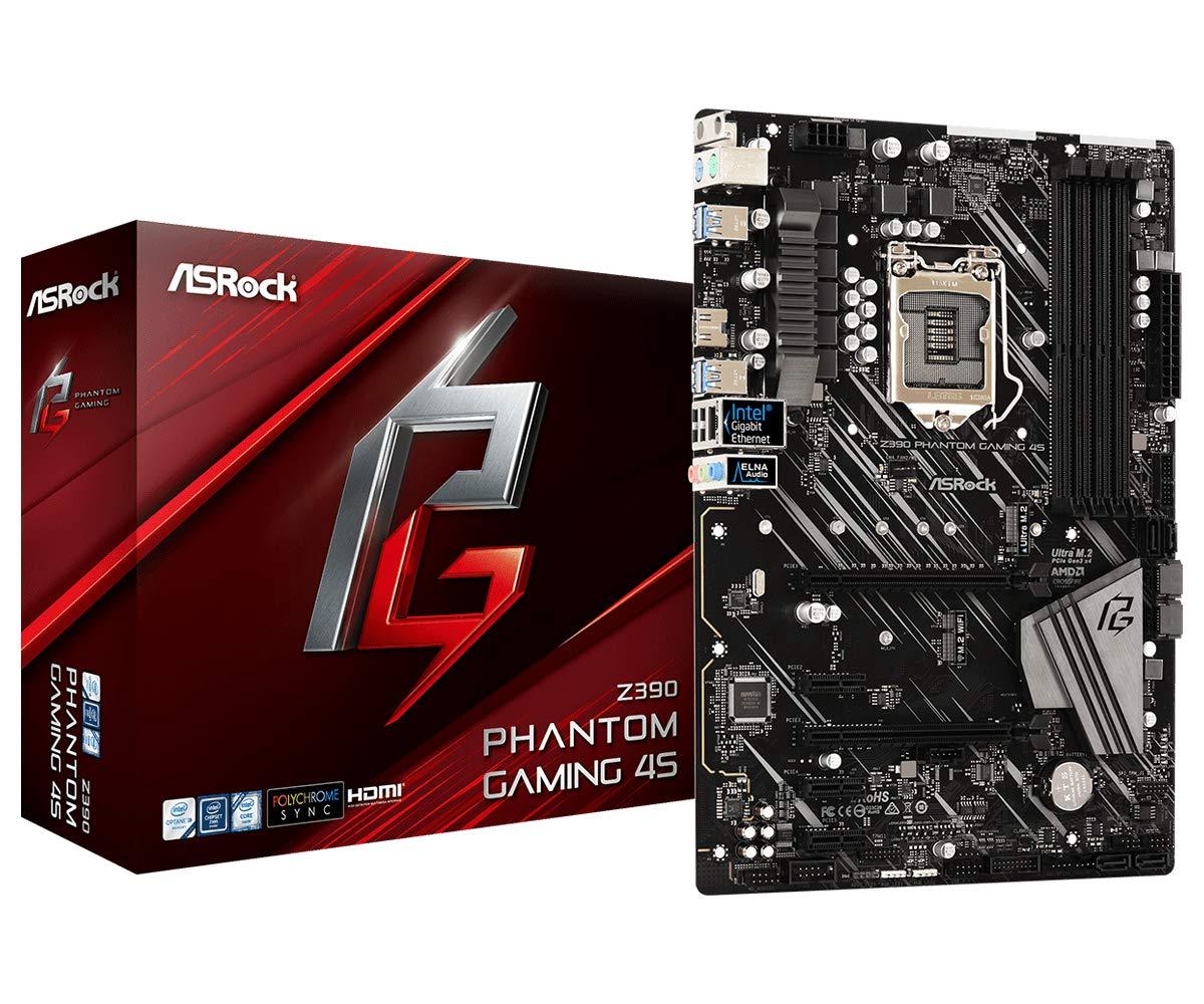 ASRock Z390 Phantom Gaming 4S LGA1151/ Intel Z390/ DDR4/ ...