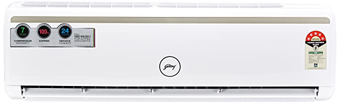 440b70ee8d5 Godrej 1.5 Ton 5 Star Rating (2017) Split AC (Copper Condenser, GSC ...