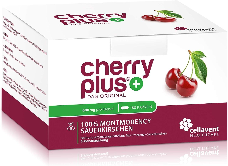 Cherry Kirschsaft zum besser einschlafen
