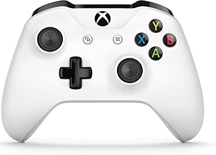 Amazon.com: Xbox Wireless Controller   White: Xbox One: Mu0026M GAMING: Video  Games Part 42