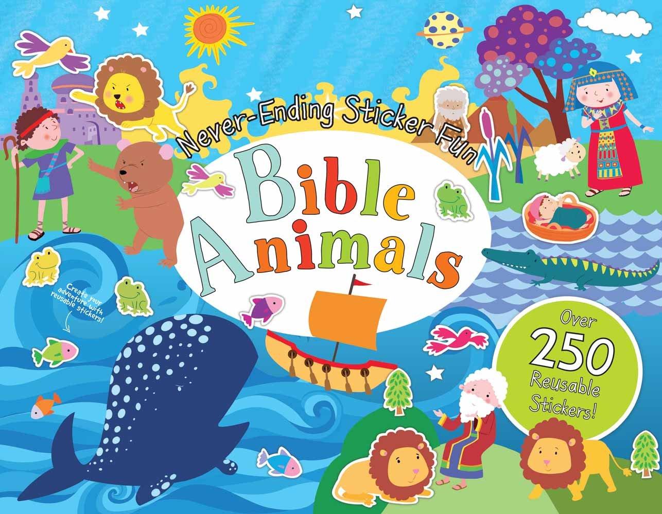 Download Never-Ending Sticker Fun: Bible Animals ebook