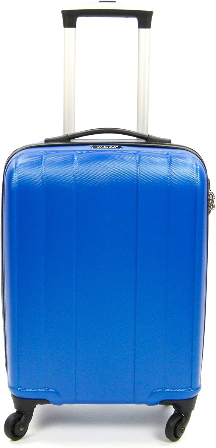 Maleta de Cabina with USB Jaguar Airline 716 Blue