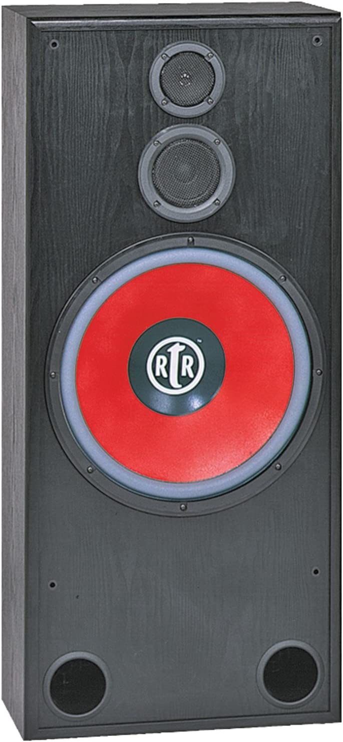 BIC AMERICA RTR-1530 15-Inch 3-Way Floor Standing Speaker (BIC AMERICA RTR1530)