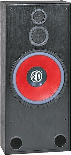 BIC AMERICA RTR-1530 15-Inch 3-Way Floor Standing Speaker BIC AMERICA RTR1530