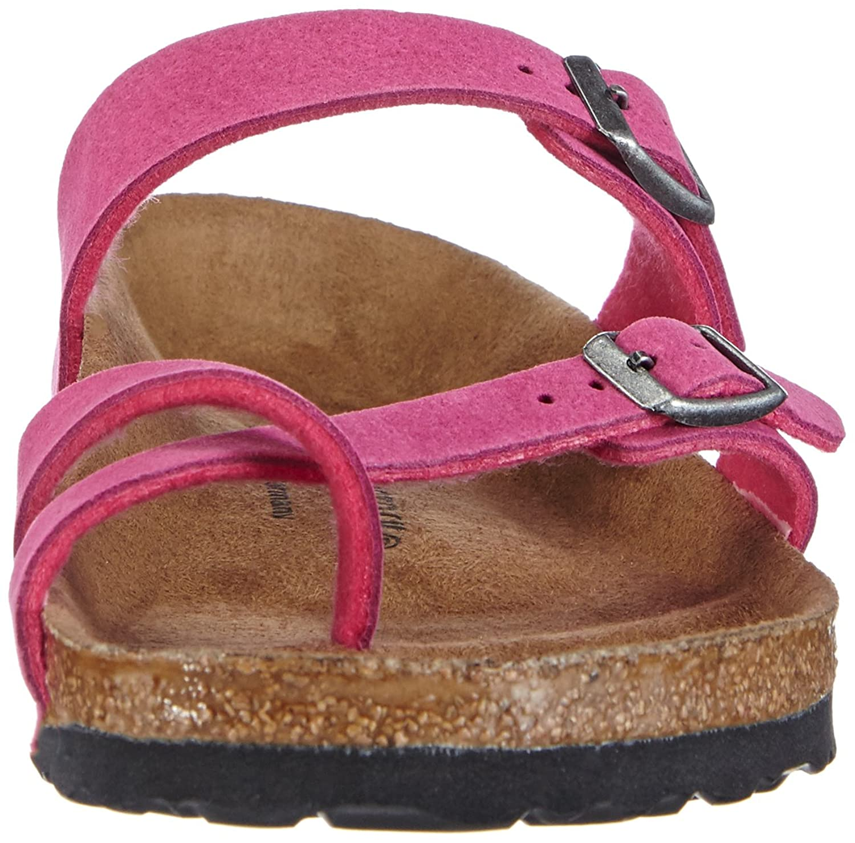 Birkenstock Classic Mayari Vegan, Women's Thong Sandals, Pink, 3 UK / 35  EU: Amazon.co.uk: Shoes & Bags