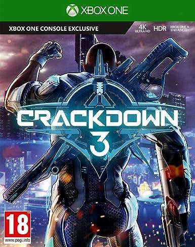 Microsoft Crackdown 3, Xbox One Básico vídeo - Juego (Xbox One ...
