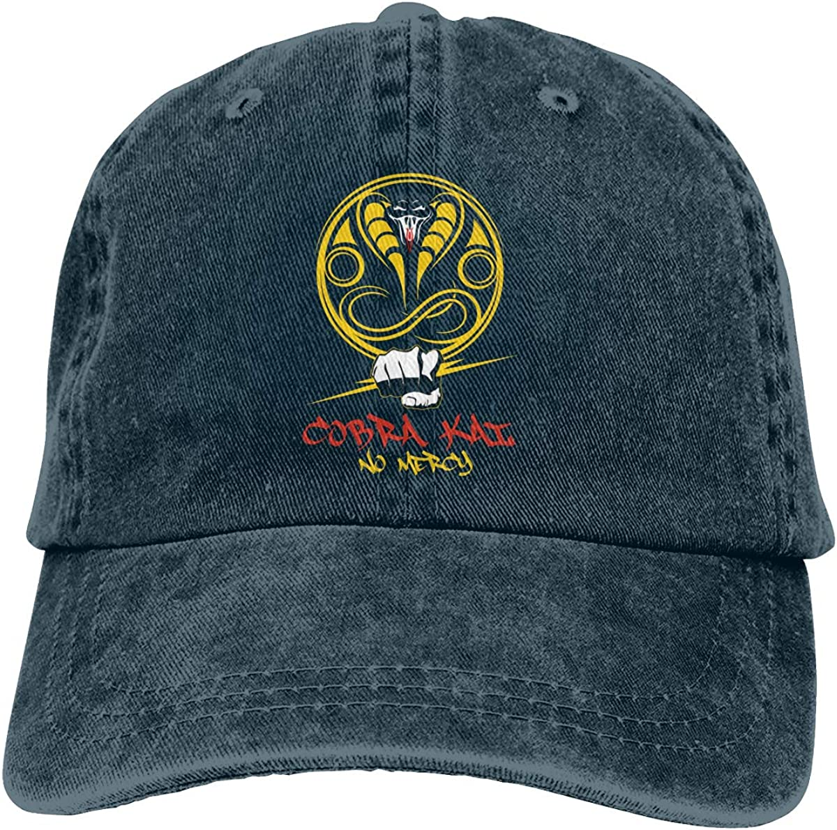 Cobra Kai 1984 Sweep The Leg Caps Sports Trucker Caps Pattern Strapback Hat for Men//Women