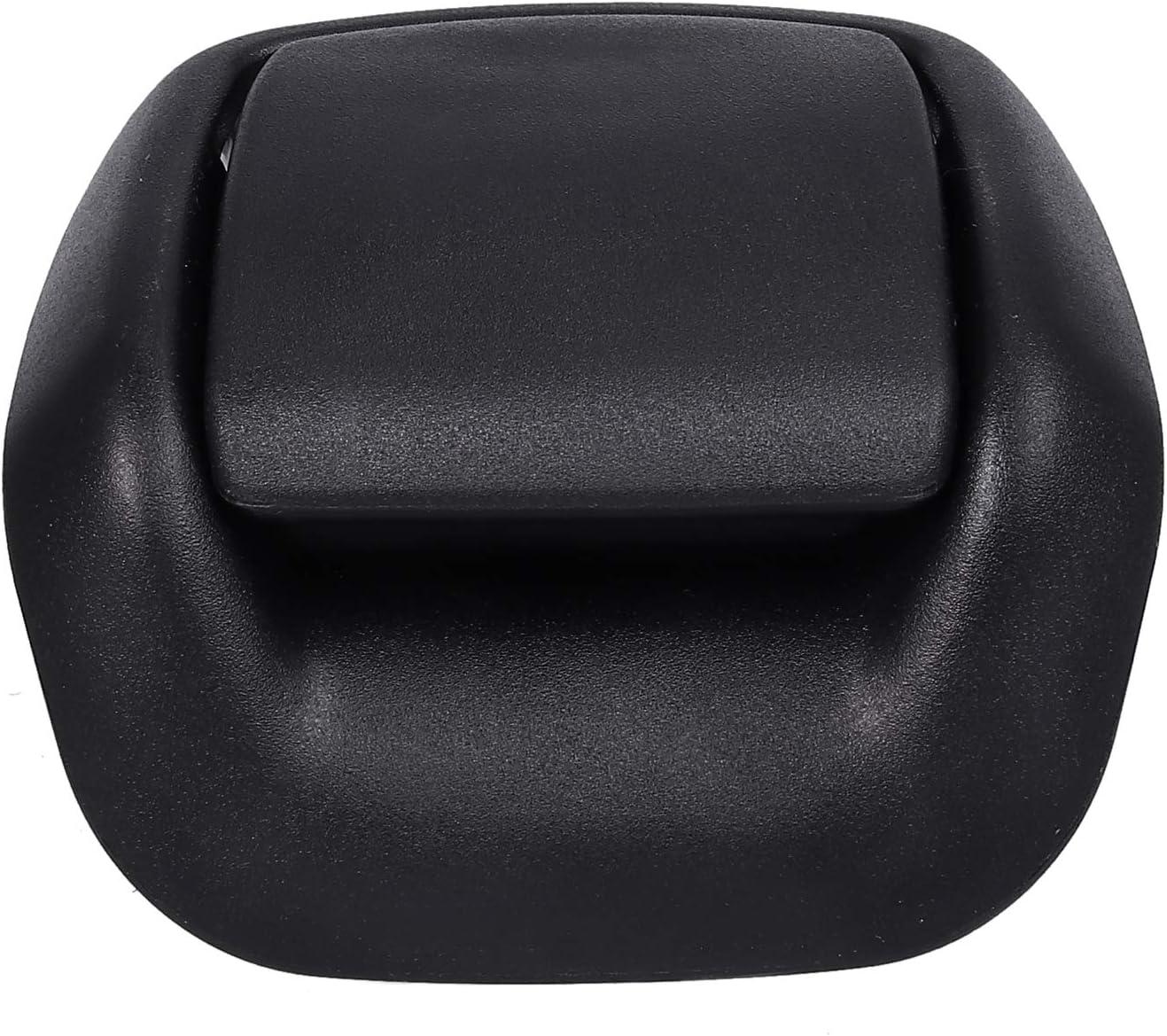 AUTOUTLET Car Seat Tilt Handle Left Hand Front Black 1417520 1417521 For Ford Fiesta MK6