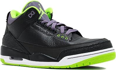 Retro Joker Leather Basketball Shoes
