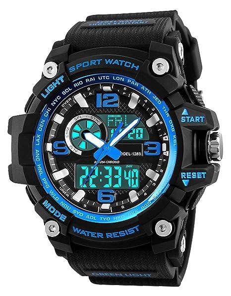 5606028fd6b0 Relojes deportivos para hombre