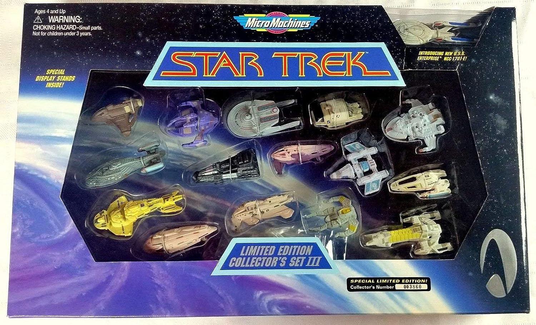STAR TREK Micro Machines BAJORAN FIGHTER