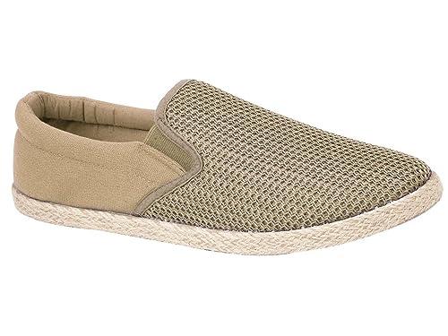 Foster Footwear - alpargatas de Lona para chico adultos unisex hombre mujer n8uzWhX