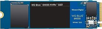 WD Blue SN550 1TB NVMe PCIe Internal SSD (WDS100T2B0C)