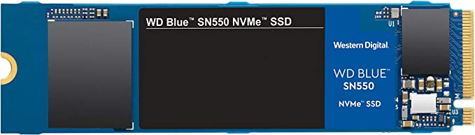 Western Digital 1TB WD Blue SN550 NVMe Internal SSD  Gen3 x4 PCIe 8Gbs M2 2280 3D NAND Up to 2400 MBs  WDS100T2B0C at Kapruka Online for specialGifts