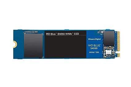 WD Blue SN550 500 GB alto rendimiento M.2 Pcie NVMe SSD ...