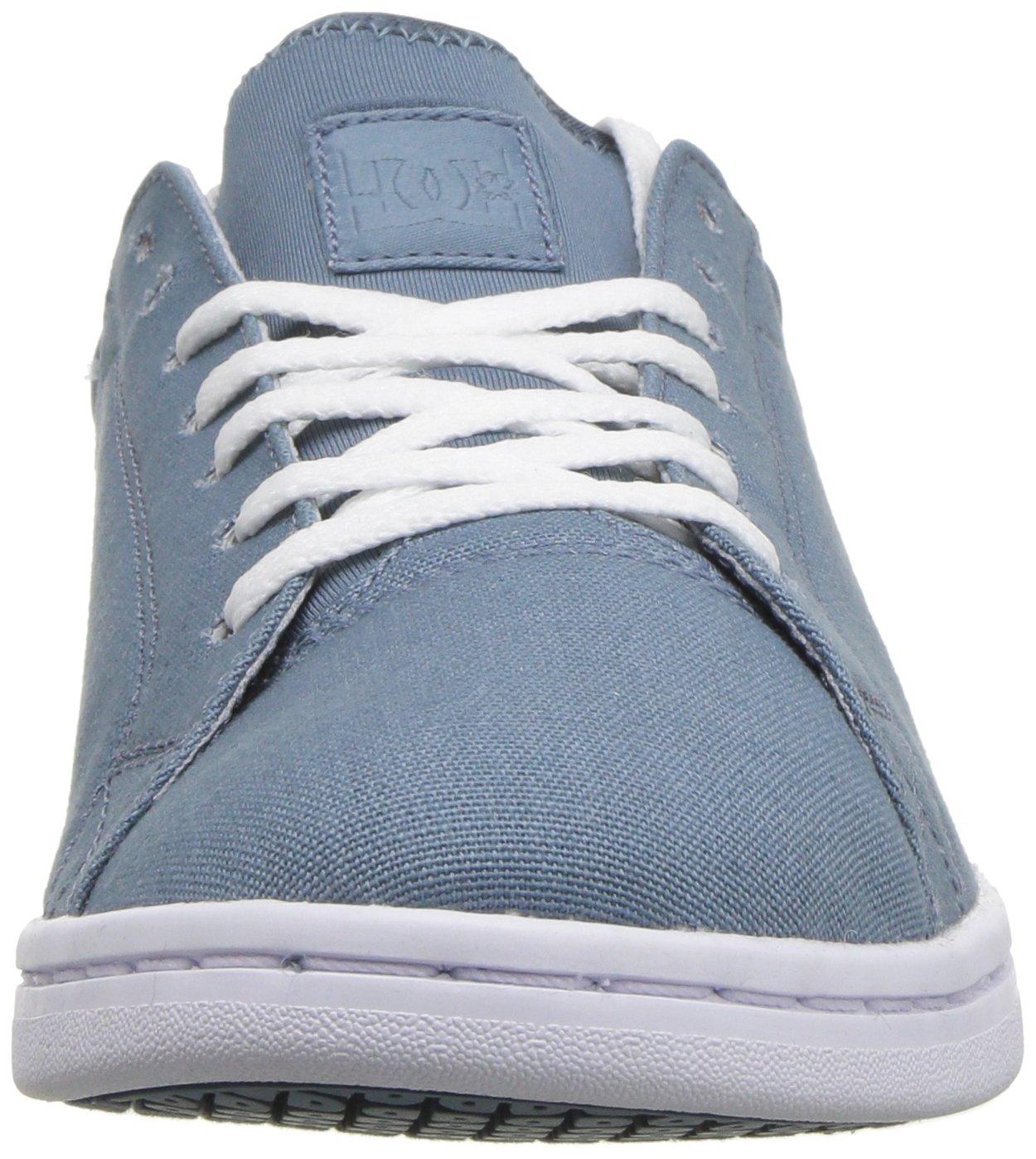 DC Modrá dámské Magnolia bílá TX skate skate boty Modrá bílá e4acfc3 ... 0c3879bf6b