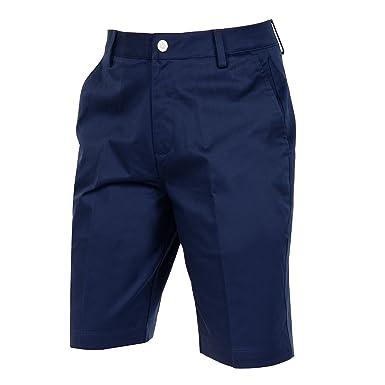 Puma Golf Mens Tailored Chino Shorts Amazon Co Uk Clothing