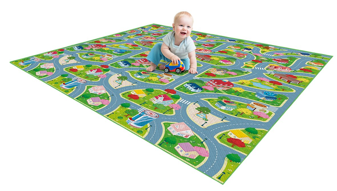 House Of Kids–99150–Teppich-Spiele–100x 150cm HOK 99150-E2
