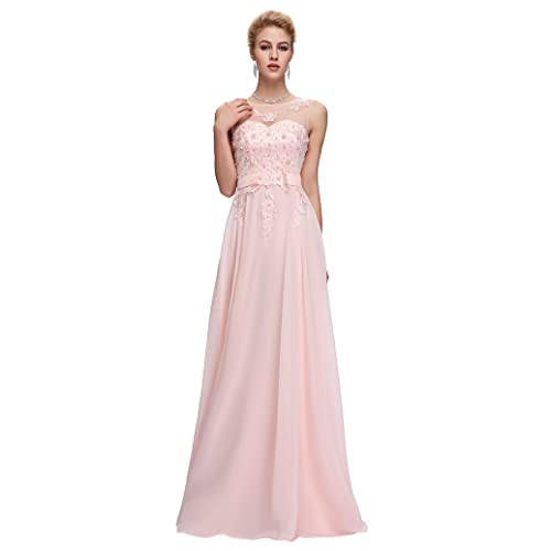Pink Prom Dress: Amazon.co.uk