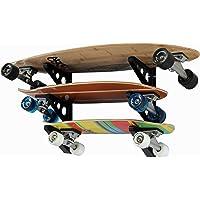 Longboard Wall Rack - Triple Longboard Storage - StoreYourBoard by StoreYourBoard