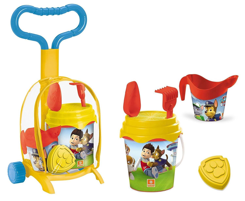 Amazon.com : Trolley juego Playa Patrulla Canina Paw Patrol : Office Products