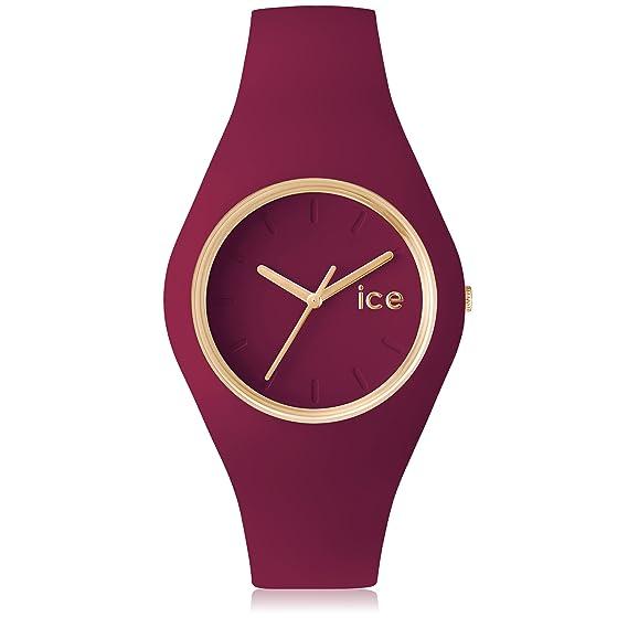 Ice-Watch Reloj Analógico para Mujer de Cuarzo con Correa en Silicona 001610
