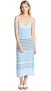 c5136a9ee1ab2f Amazon.com: SUNDRY Women's Stars Sleeveless Dress, Pigment Paper, 0 ...
