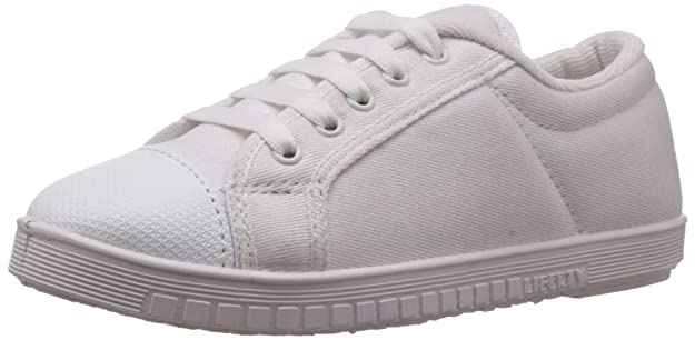Prefect (from Liberty) Unisex Tennis Canvas Sneakers Boy's Sneakers at amazon