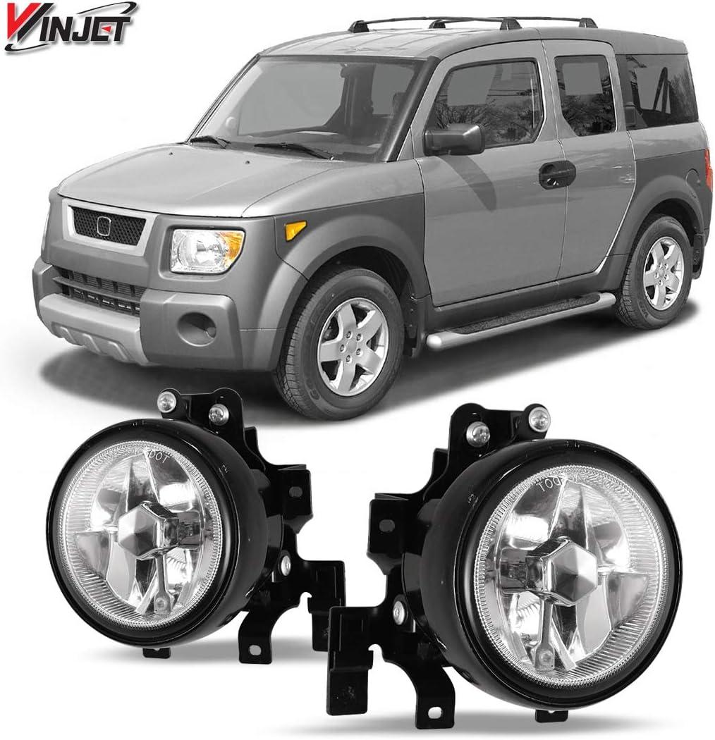 Amazon.com: Winjet Compatible with [2003 2004 2005 2006 Honda Element]  Driving Fog Lights: Automotive | 2005 Honda Element Headlamp Wiring Diagram |  | Amazon.com