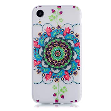 coque iphone xr motif fleur