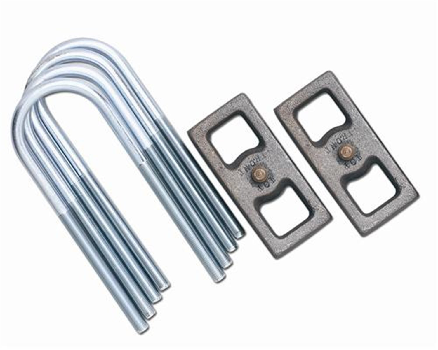 Rubicon Express RE1215 1.5'' Block and U-Bolt Kit