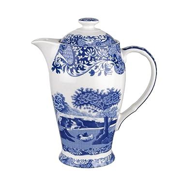 Blue Italian 200th Anniversary 1.5 Pint Hot Beverage Dispenser