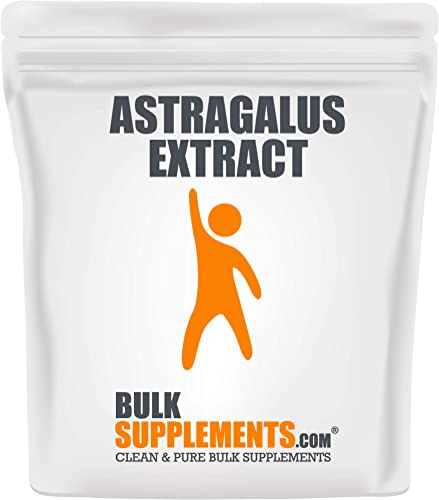 Bulksupplements Astragalus Extract Powder 500 Grams
