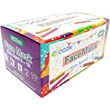 Disposable Face Mask 3-Ply, ASTM Level 1, (Kids 6 to12 Age - 50pcs)