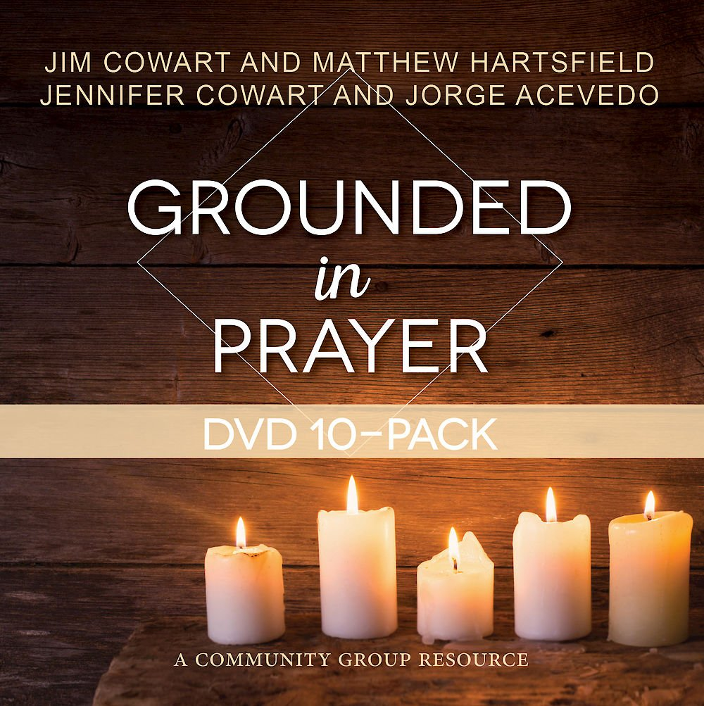 Grounded in Prayer DVD (Pkg of 10) by Abingdon Press