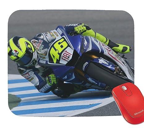 Valentino Rossi Yamaha R1 Racing Sport Mouse Pad Tapis De Souris