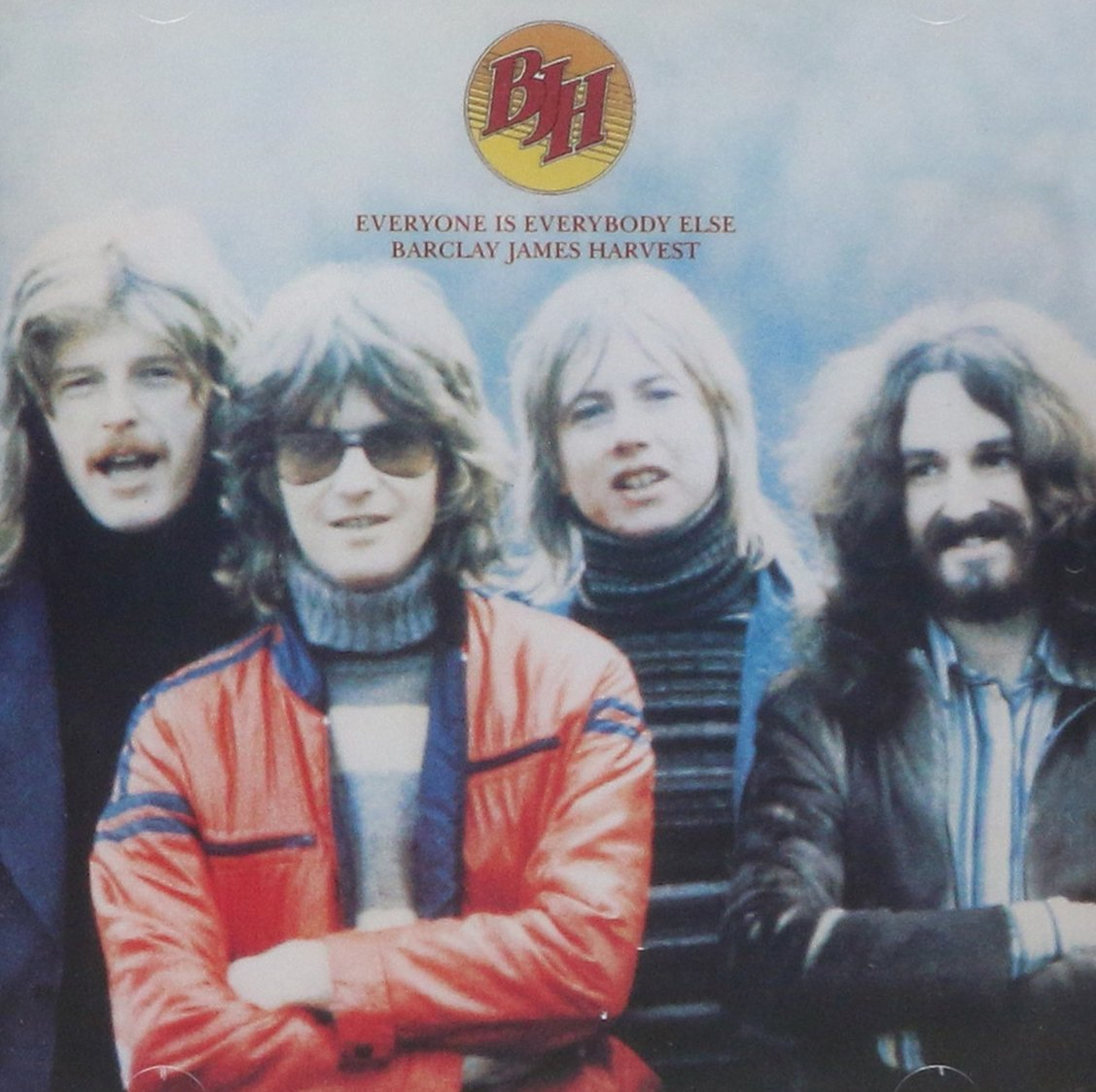 CD : Barclay James Harvest - Everyone Is Everybody Else (Bonus Tracks, Remastered)