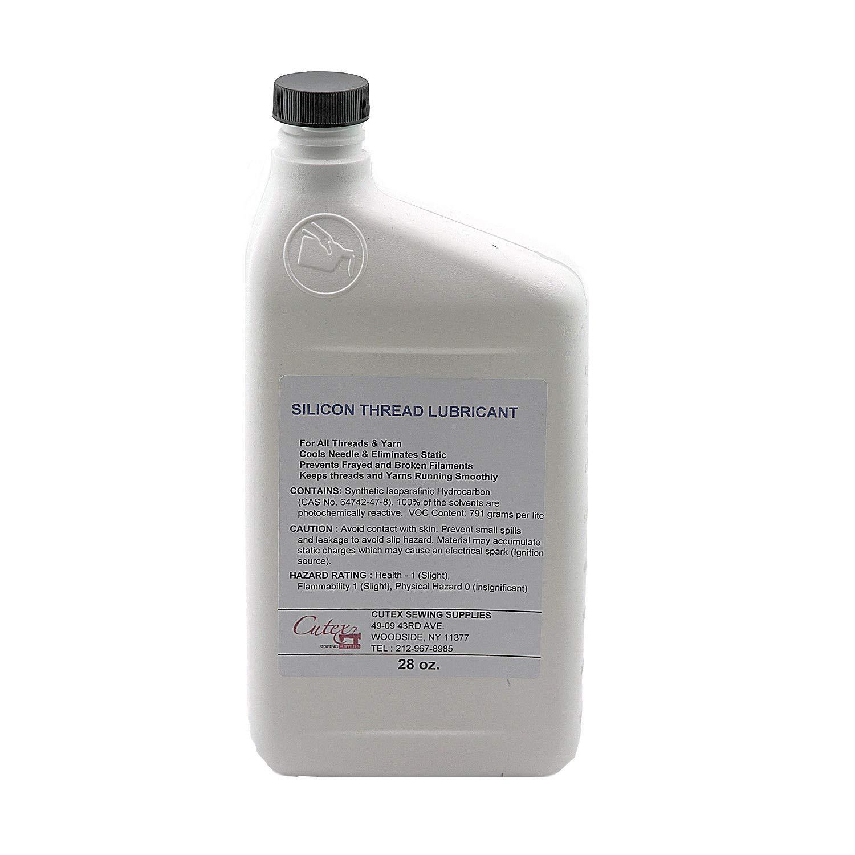 Silicone Sewing Thread Lubricant 28 oz. Bottle by Cutex