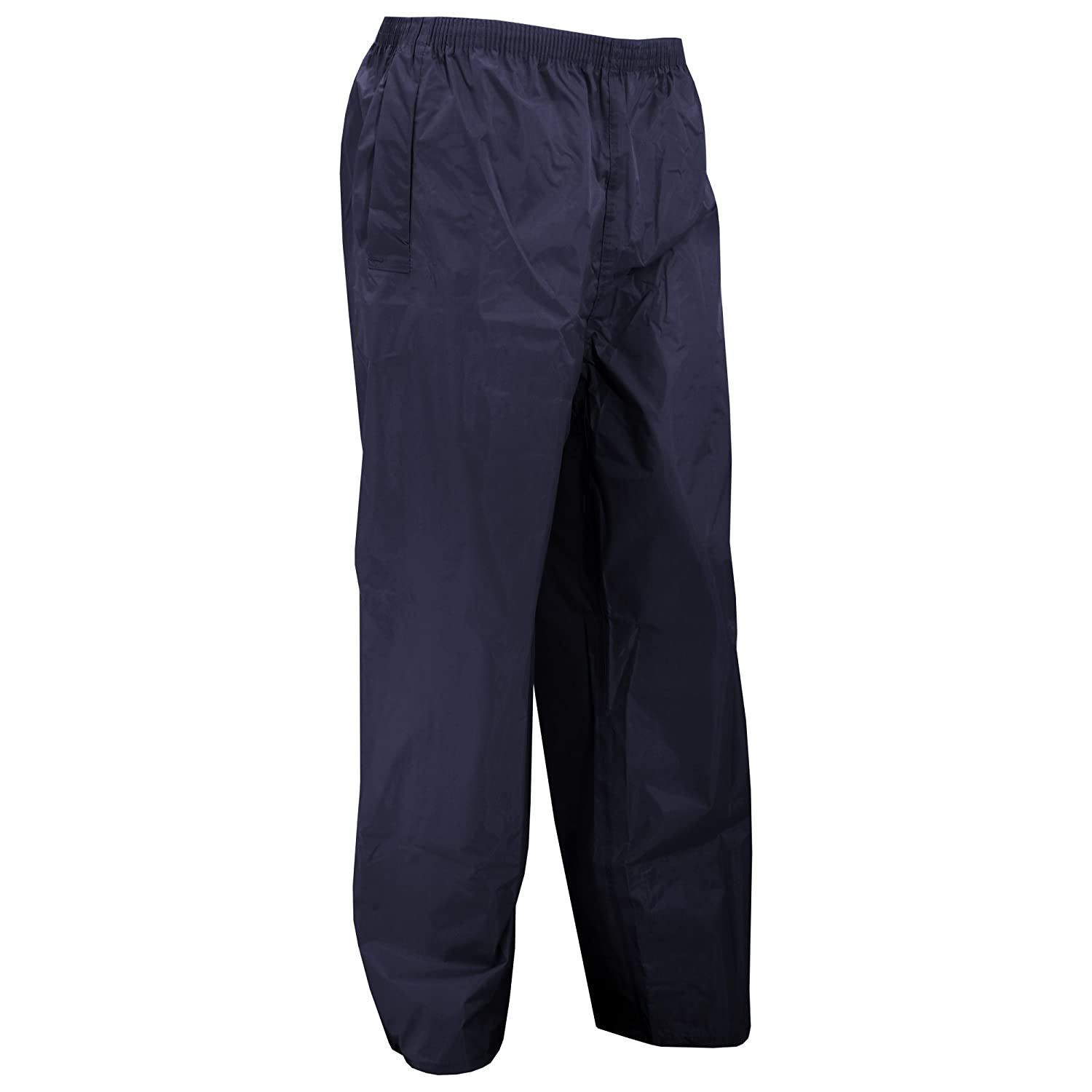 Portwest Mens Classic Rain Trouser (S441) / Pants (L) (Navy) UTRW1023_10