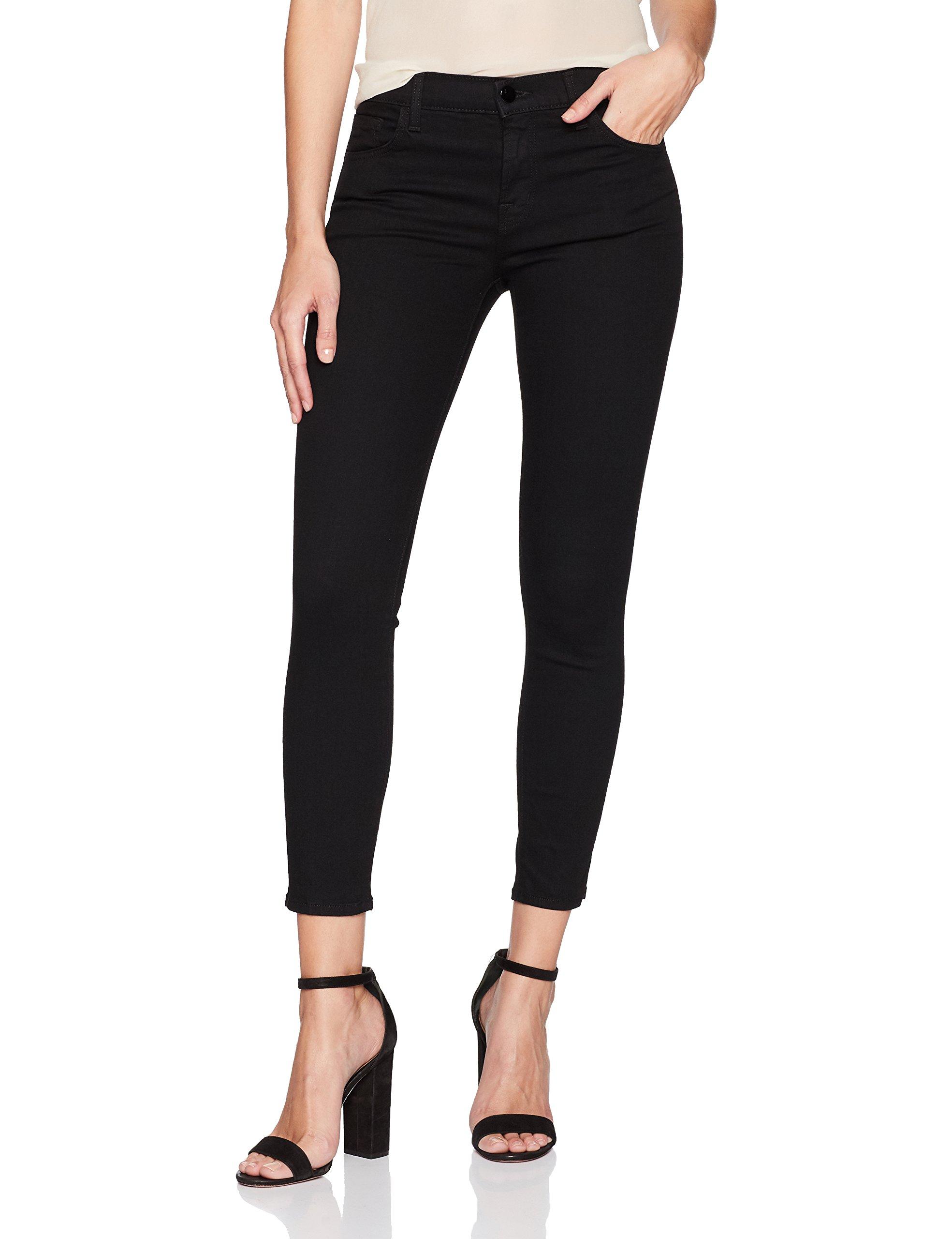 J Brand Jeans Women's 835 Mid Rise Capri, Vanity, 26