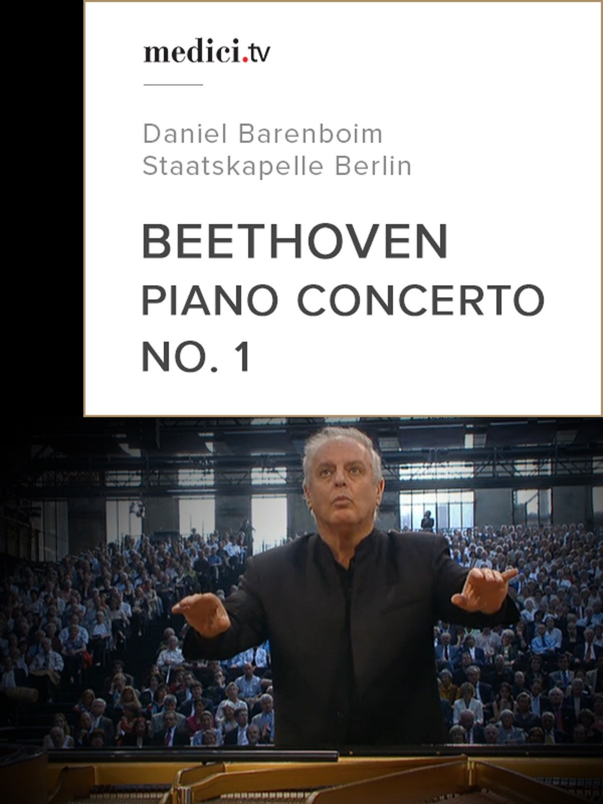 Beethoven, Piano Concerto No. 1 on Amazon Prime Video UK