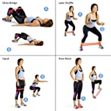 ZINMOND Exercise Bands, Resistance Bands Exercise
