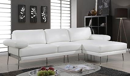 Amazon.com: Esofastore Classic Contemporary Sectional Sofa ...